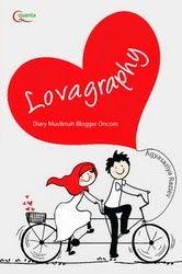 Buku Lovagraphy adalah proses seni melukis atau menulis cinta menggunakan media hati.