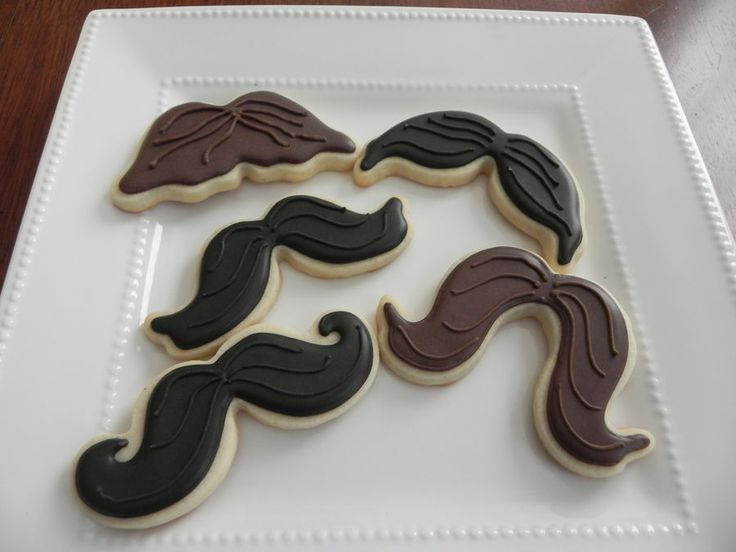 I Want Some Mustache Cookies