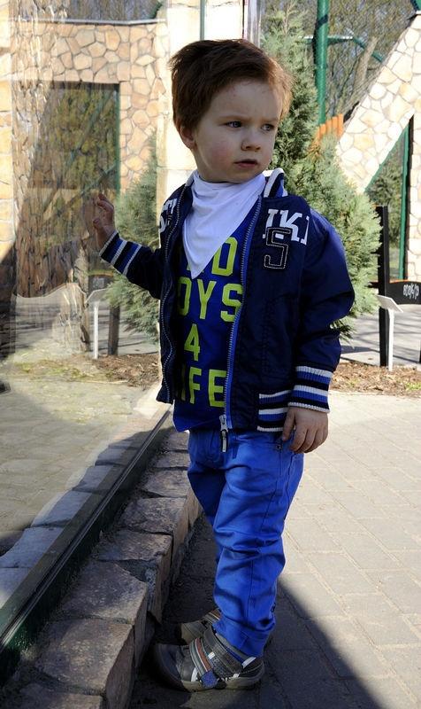To zdjęcie bierze udział w konkursie Modne Dziecko http:// allegro.pl/dzial/dziecko styl trendy color