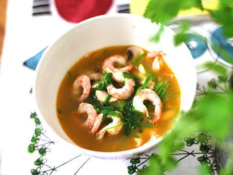 Asiatisk nudelsoppa | Recept från Köket.se