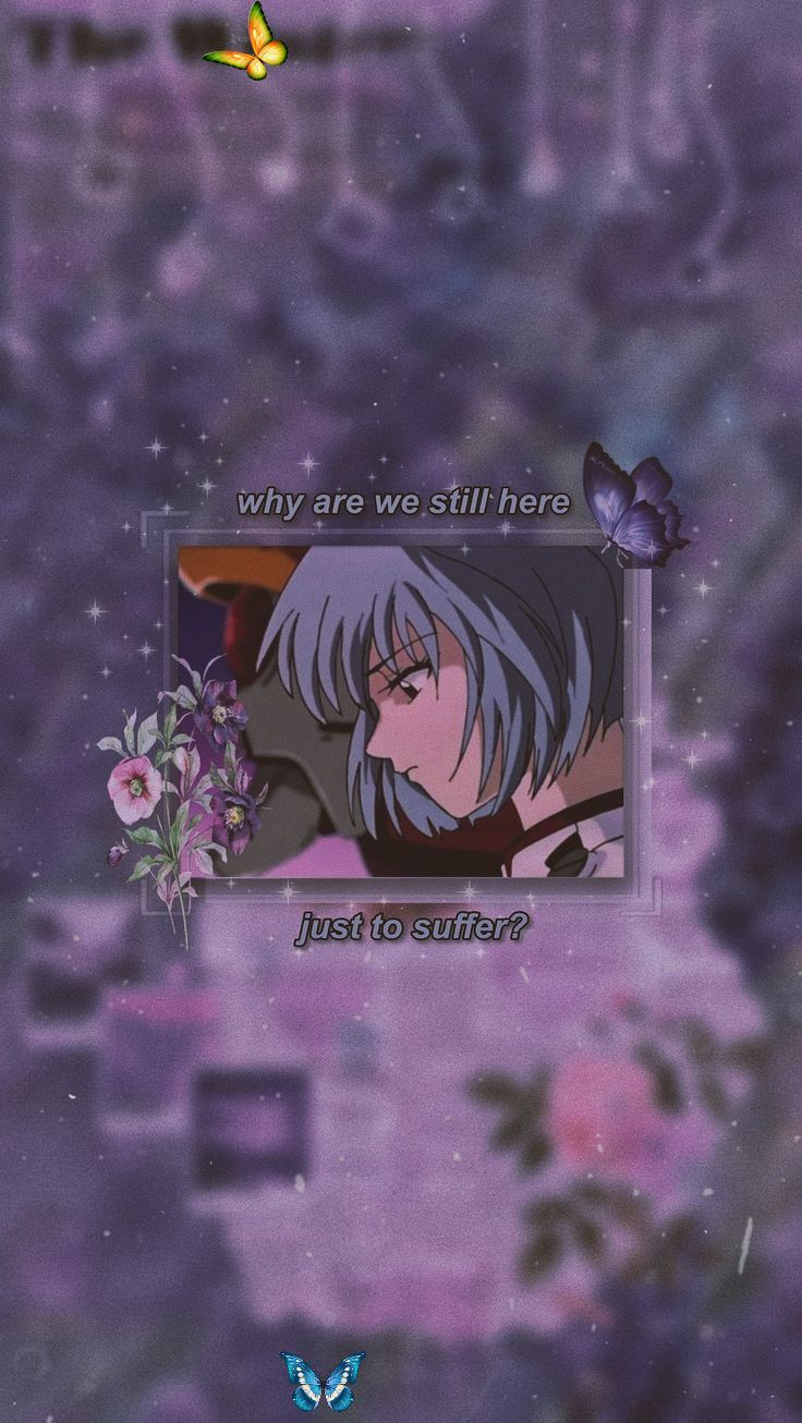 Rei Rei Ayanami Wallpaper Aesthetic Purple From Neon Genesis Evangelion Br Neon Genesis Evangelion Anime Wallpaper Cute Anime Wallpaper