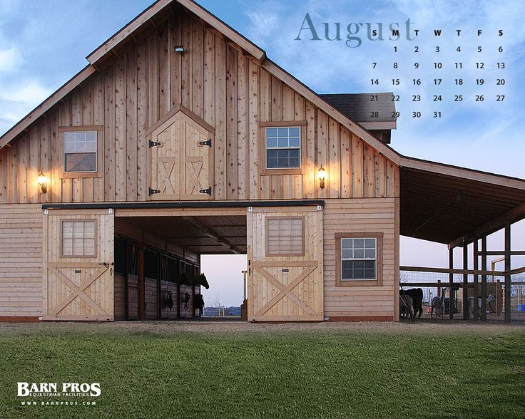 25 Best Images About Smaller 1 1 2 Story Barns On Pinterest