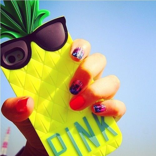 Pineapple From Victorias Secret