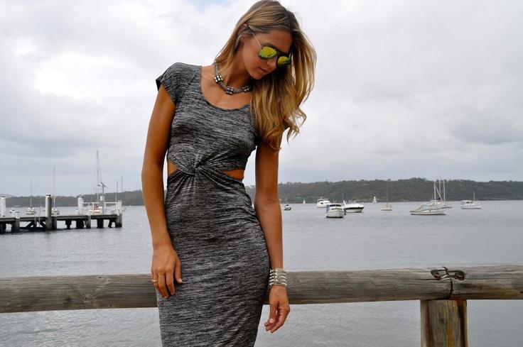 Nikki Phillips wearing NOOKIE