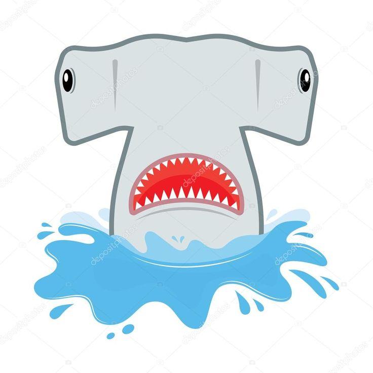 depositphotos_119087238-stock-illustration-hammerhead-shark-with-open-mouth.jpg (1024×1024)