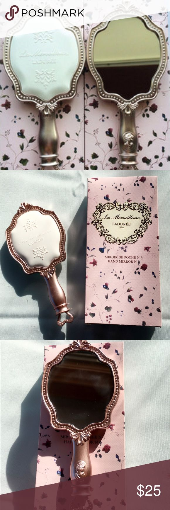 11 Best Lm Laduree Images On Pinterest Makeup Pretty Cheek Brush Les Merveilleuses Hand Mirror New 1 Piece With Original Box Ready To Ship Made In Japan Brushes Tools