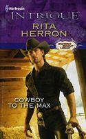 Cowboy to the Max by Rita Herron - FictionDB