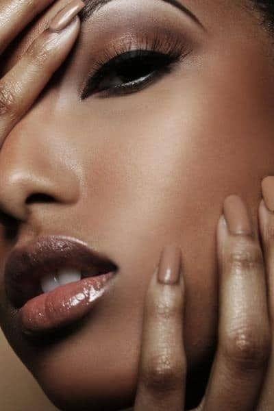 Choosing The Perfect Nude Nail Polish for Dark Skin Tones