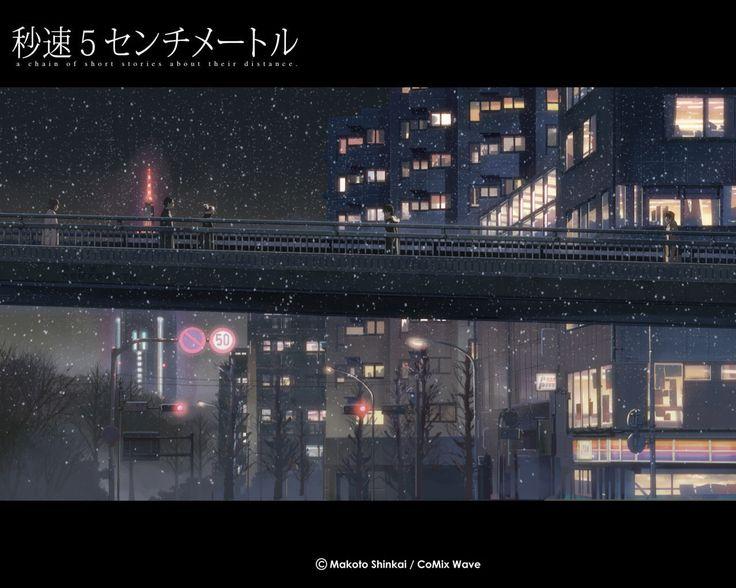 /5 Centimeters Per Second/#84549 - Zerochan | Makoto Shinkai