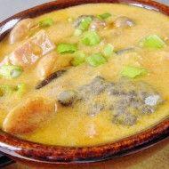 Fotografie receptu: Chalupářský buřtguláš s houbami