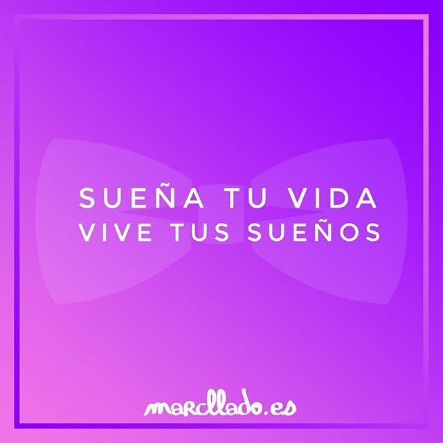 Sueña tu #vida Vive tus #sueños  No hay mejor forma de #vivir la vida. ¿Te apuntas a luchar por tus sueños?  #dreams #lifestyle #life #entrepreneur #emprendedor #beautymarketing #marketingonline #belleza #peluquerias #barberia #estetica