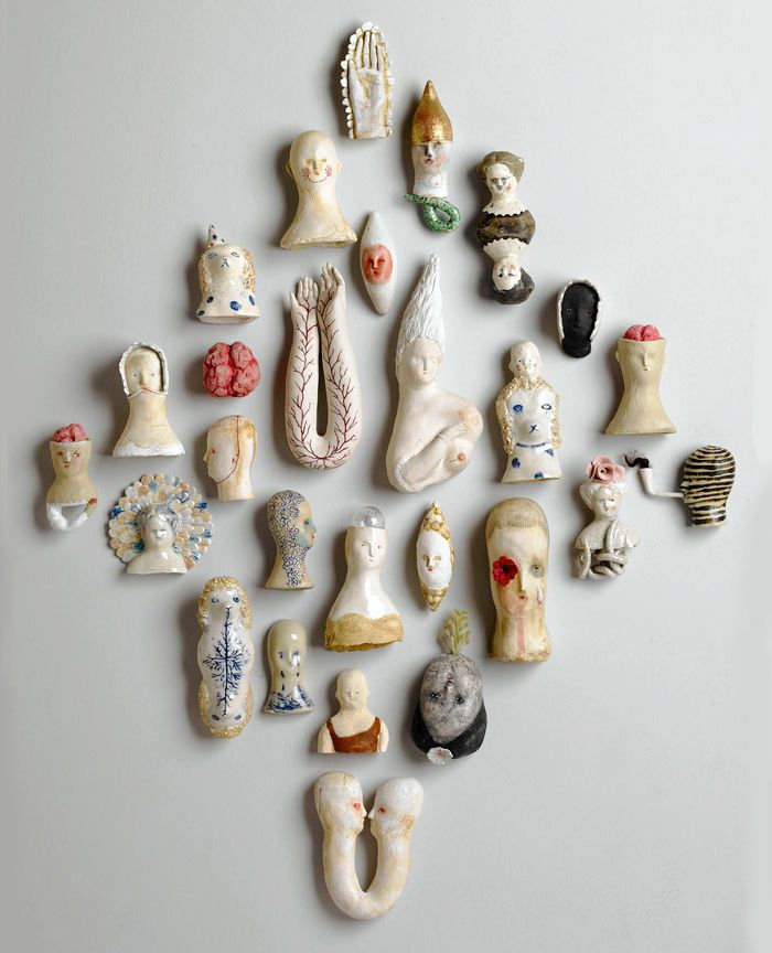 Lucid Dreams Ceramics by Bonnie Marie Smith.