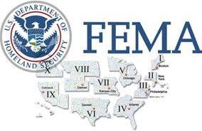 FEMA Regions - Bing images