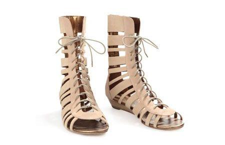 Soldes Brandalley été 2014 - Sandales Chattawak Exceptionnel : 15% supplémentaires sur les chaussures aux Soldes Brandalley Été 2014