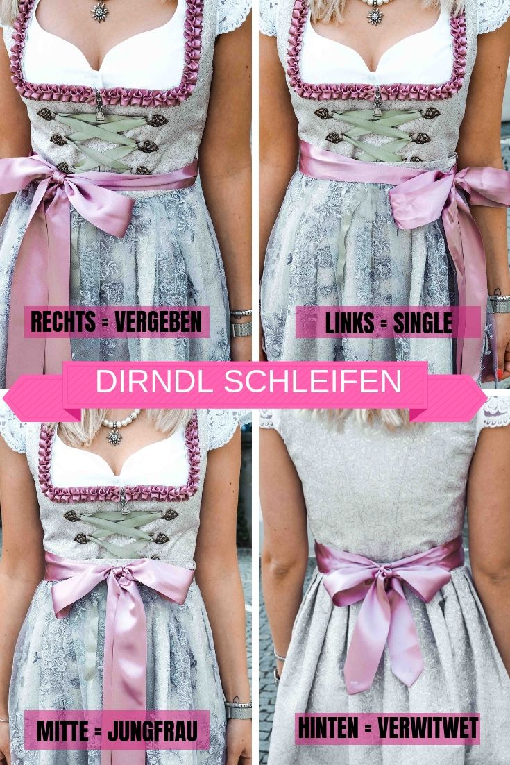 DIRNDL LOVE & WIESN INSIDER TIPS