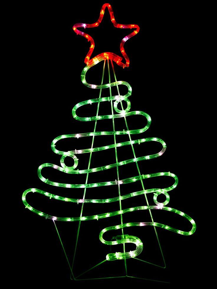 36 best Rope light ideas images on Pinterest | Rope lighting ...