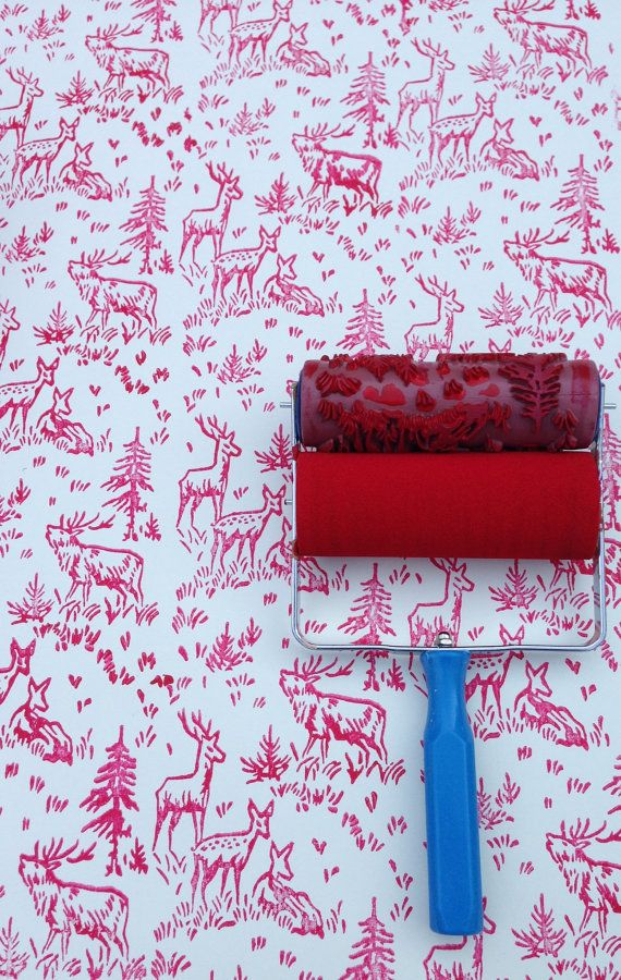 Cute Stitch Wallpaper With Glass Walls 33 Best Patterned Paint Rollers Images On Pinterest