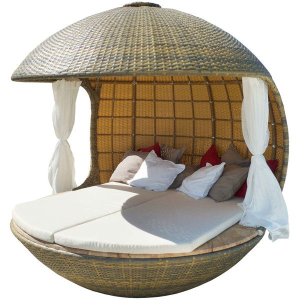 Cocoon Tree Cocoon Beach found on Polyvore