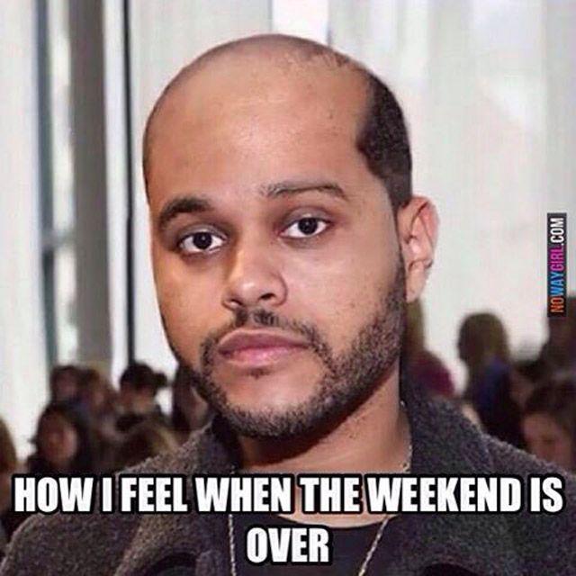 funniest weeknd memes