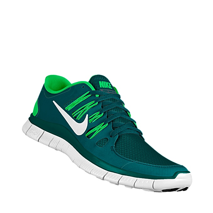 Custom Nike Free 5.0+ iD Women's Running Shoe