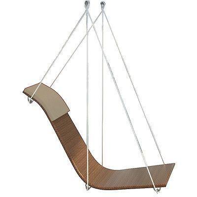 columpio reclinable holywood poliratn columpio silla jardn