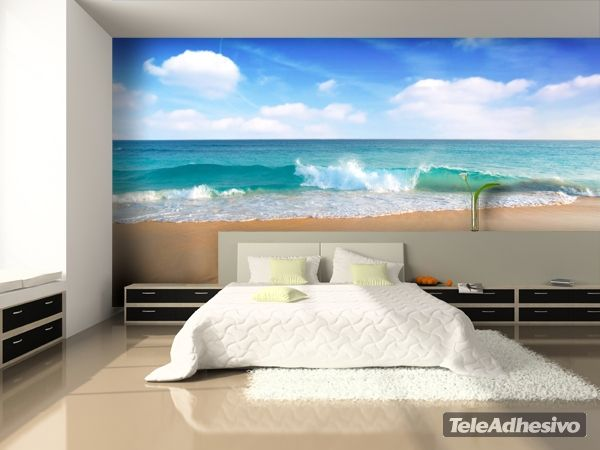 Fotomurali Spiaggia 48
