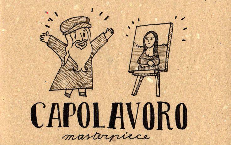 Learning Italian Language ~  Capolavoro (Masterpiece) IFHN