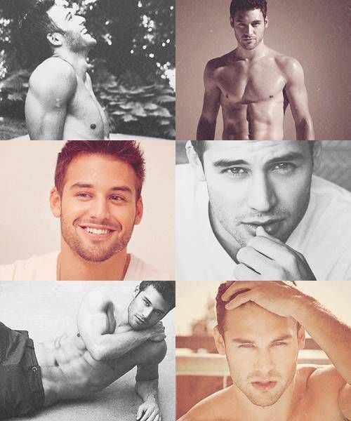 Ryan Guzman. I think I'm in love.