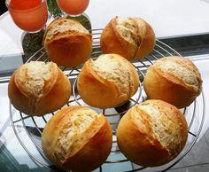 Rezept Lina's Dinkeldinger von Berry-Mix - Rezept der Kategorie Brot & Brötchen