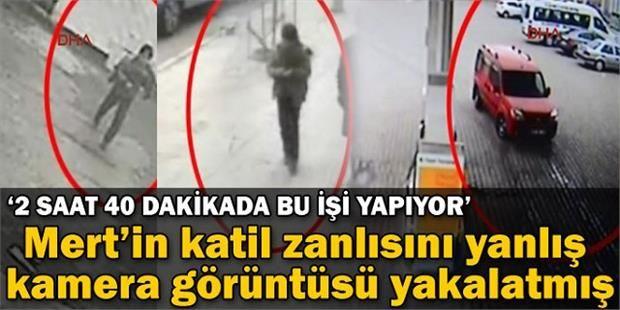 Haberin Ola!   Mert'in Katil Zanlısını Yanlış Kamera Görüntüsü Yakalattı - KARS'ta kaçırılıp tecavüz ettiği ilkokul üçüncü sınıf öğrencisi 9 yaşındaki Mert Aydın'ı öldüren şüpheli Aykut B. dün akşam yakalandı ve sabaha karşı tutuklanarak, güvenlik gerekçesiyle Kars'ta tutulmayıp Erzurum H Tipi Cezaevi'ne gönderildi.