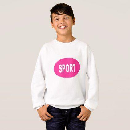 SWEAT SHIRT ConfortBlend   SPORT CANDY - diy cyo personalize design idea new special custom