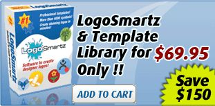 Create #Attractive and #Professional #Logos in minutes!! Save Huge on #Logosmartz and #Logo #Template #Library.