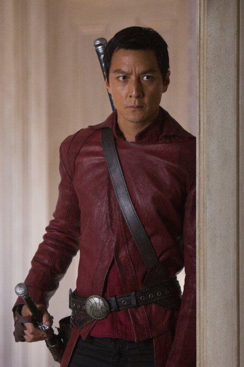 Still of Daniel Wu in Into the Badlands (2015)