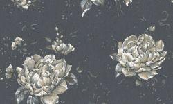 Tapet vinil gri bej floral 7229 Cristiana Masi Amica