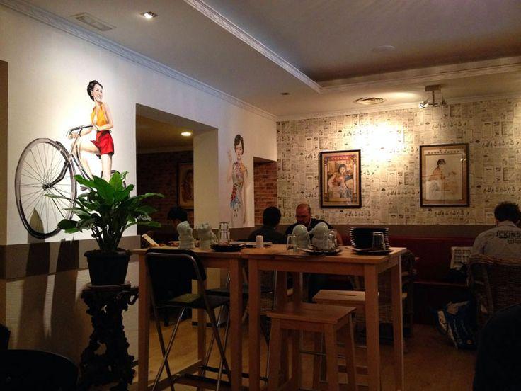 Mr. China, de los mejores restaurantes chinos de Barcelona