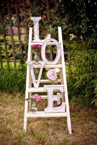 DIY mariage déco champêtre