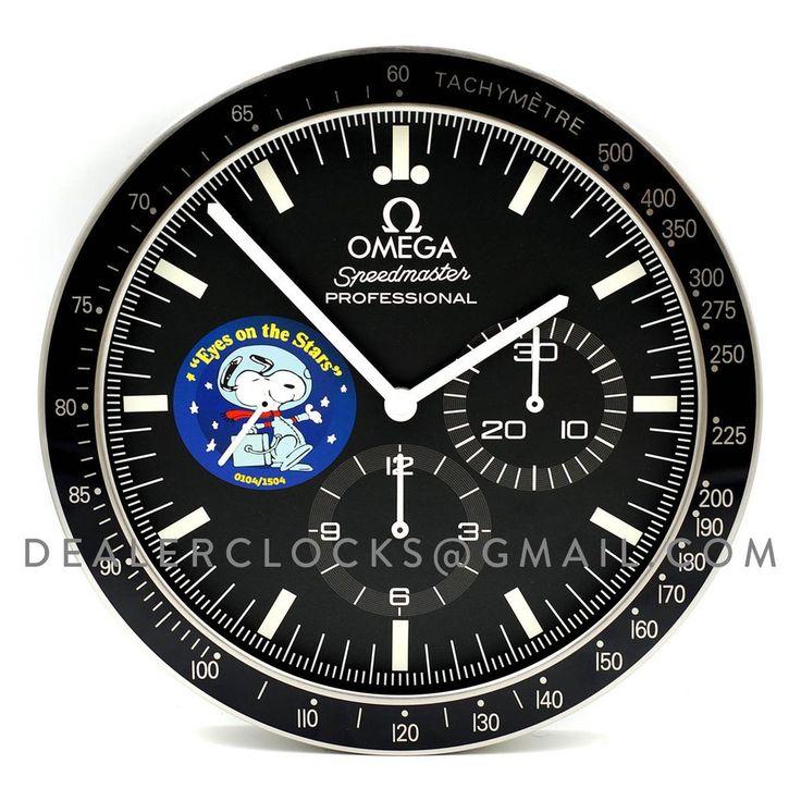 17 best ideas about omega quartz on pinterest omega for Omega speedmaster wall clock