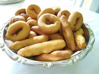 Cozinha da Niva: Biscoitos frito, coisas da roça