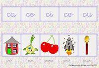 Educació Infantil Brimar: JOC CARTES SIL·LÀBIQUES