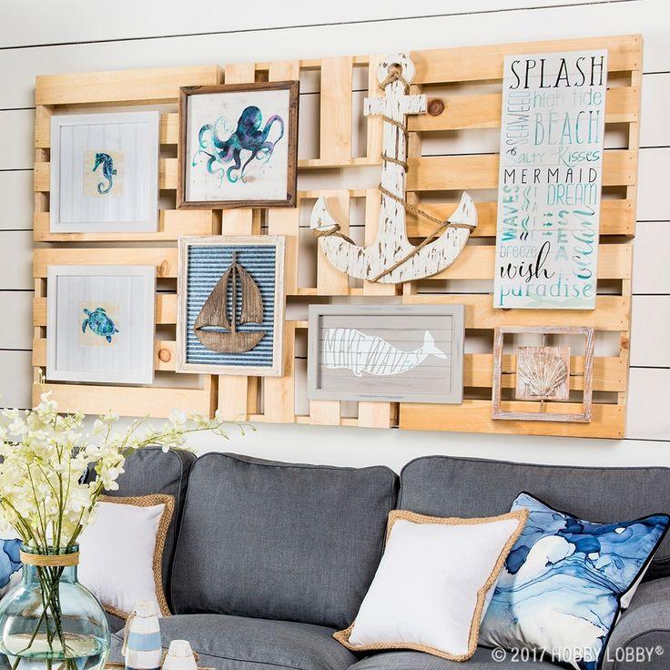 Diy Nautical Decor Ideas: 17 Best Images About DIY Home Decor On Pinterest
