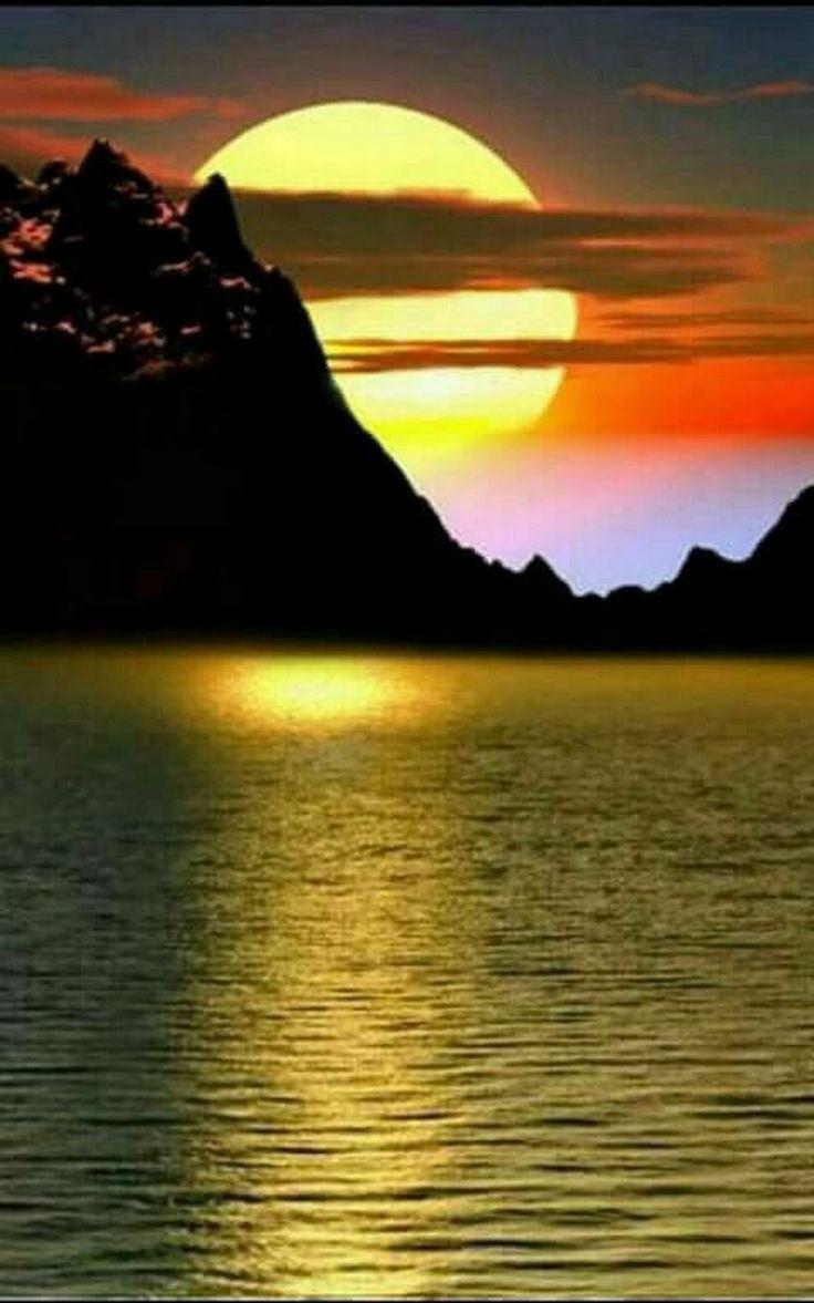 Вечер спокойный картинки