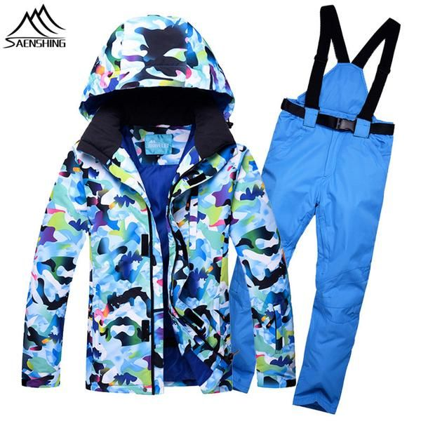 #BlackFriday is coming early #BestPrice #CyberMonday SAENSHING Cheap Snowboarding Suits Men Waterproof Windproof Ski Suit Snowboard…