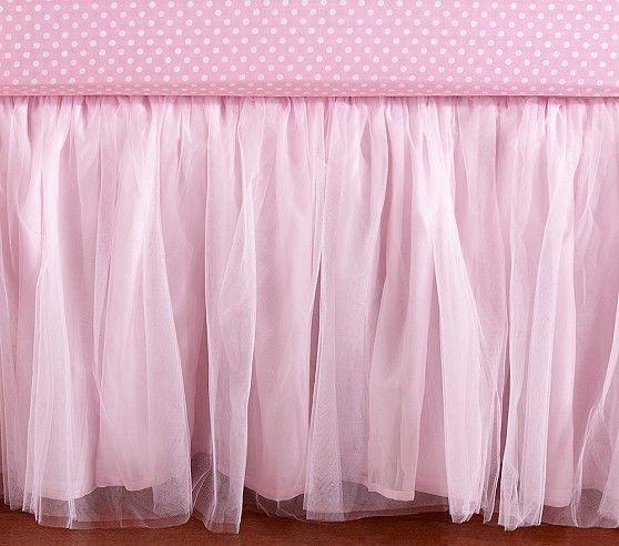 Best 20 Tulle Crib Skirts Ideas On Pinterest Crib
