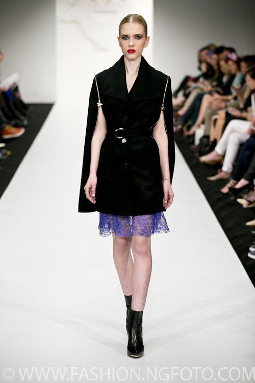 Andrea Moore, New Zealand Fashion Week 2013, shot by Michael Ng Photography