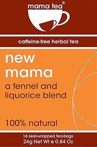 "Great review of our Breastfeeding Herbal Tea - New Mama - ""breastfeeding mum""s best friend"""