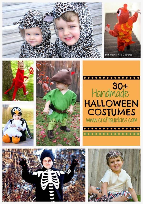 30+ Halloween Costumes