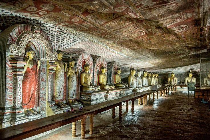 Sri Lanka heeft alles, van prachtige tempels tot heerlijk eten!Foto: Odiza Fotografie