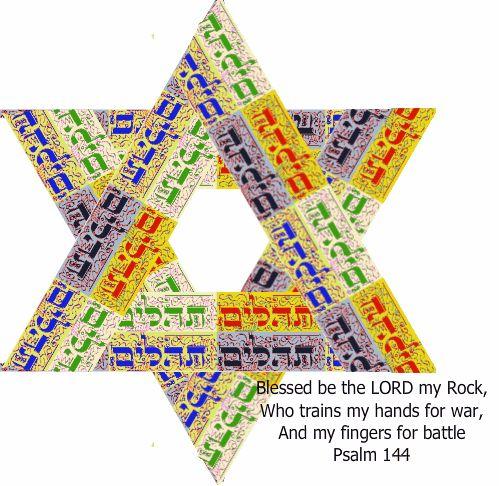 Praying the psalms for spiritual warfare