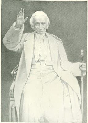 Joachim Vincent Pecci, Pope Leo XIII