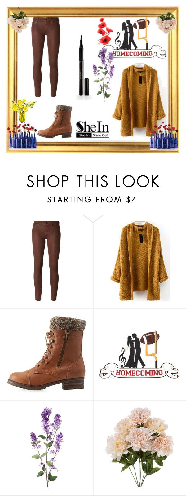 """""""Shein"""" by fabia-bianchi ❤ liked on Polyvore featuring Koral, Charlotte Russe, Elizabeth Arden, kimono and shein"""